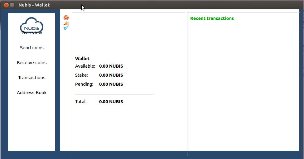 Nubis wallet